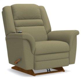 Sequoia Reclina-Rocker® Recliner w/ Two-Motor Massage & Heat