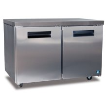 Freezer, Two Section Undercounter