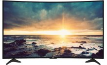 "55"" Curved 4K Ultra HD TV"