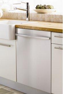 Fully Integrated XXL dishwasher
