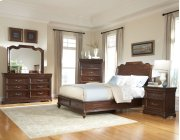 Signature 6-6 Sleigh Bed Product Image