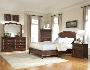 Signature 5-0 Sleigh Bed