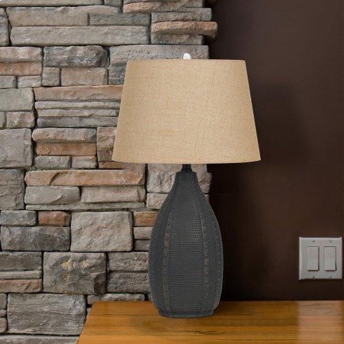 150W Bosque Ceramic Table Lamp