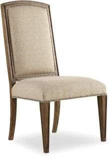 Sanctuary Upholstered Side Chair