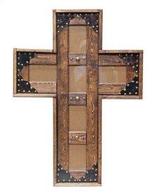 4x6 Med. Cross Picture Frame