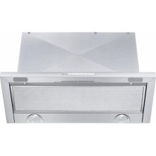 DA 3466 Built-in ventilation hood with energy-efficient LED lighting and backlit controls for easy use.