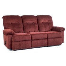 Ares Collection Reclining Sofa