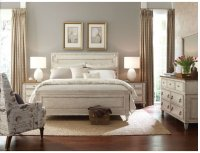 Panel Queen Bed Complete Product Image