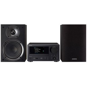 ONKYONetwork Hi-Fi CD System