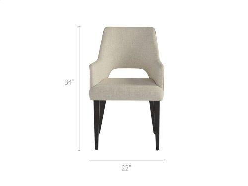 Tatum Upholstered Arm Chair