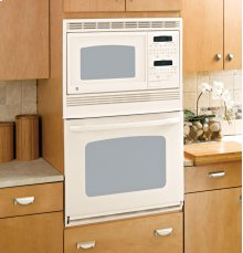 "GE® 30"" Built-In Double Microwave/Thermal Oven"
