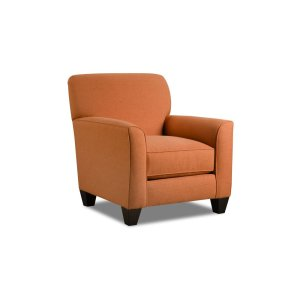 American Furniture Manufacturing1010 - Halifax Apricot Accent Chair