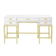 Five Drawer Acnt Desk
