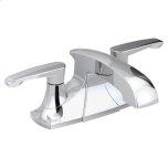 American StandardCopeland 2-Handle 4 Inch Centerset Bathroom Faucet - Brushed Nickel