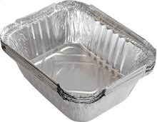 """Grease Drip Trays (6"""" x 5"""") Pack of 5"""