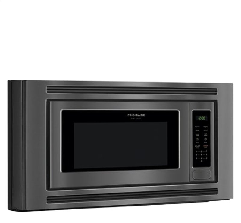 Hidden Additional Frigidaire Gallery 2 0 Cu Ft Built In Microwave