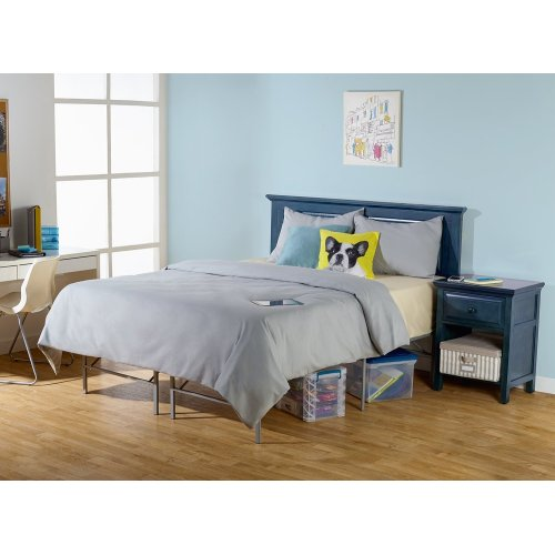 Pb66 Mantua Metal Platform Bed Base King