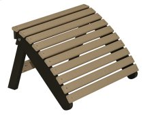 Folding Adirondack Footstool