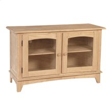 TV-42B 2-Door Entertainment Center