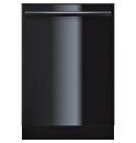 24' Bar Handle Dishwasher Ascenta- Black