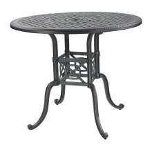 """Grand Terrace 48"""" Round Balcony/Gathering Table"""
