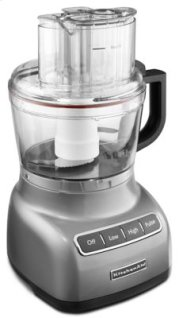 9-Cup Food Processor - Contour Silver Product Image