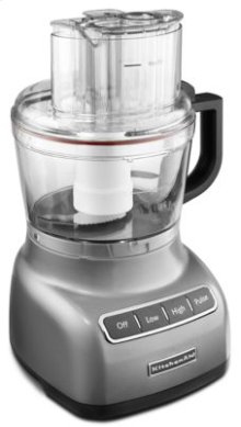9-Cup Food Processor - Contour Silver