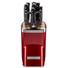 11pc Professional Series Cutlery Set - Candy Apple Red