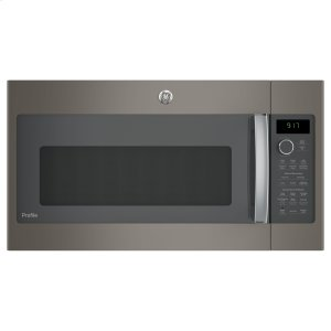 GE ProfileSeries 1.7 Cu. Ft. Convection Over-the-Range Microwave Oven