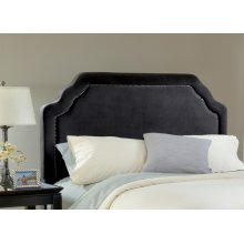 Carlyle Queen Headboard - Pewter