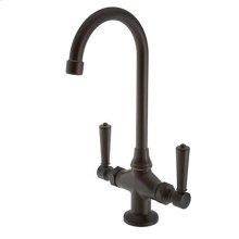 English Bronze Prep/Bar Faucet