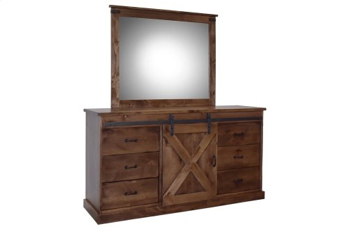 Farmhouse Deluxe Dresser