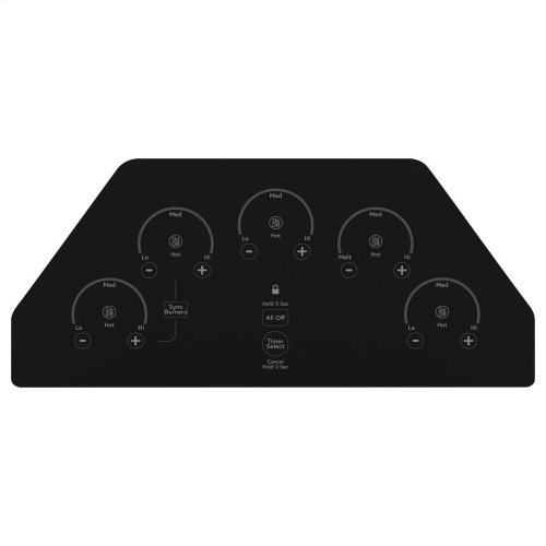 "Café 36"" Built-In Touch Control Electric Cooktop"