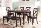 MILO Counter Table + 4 Chairs (Set) Product Image