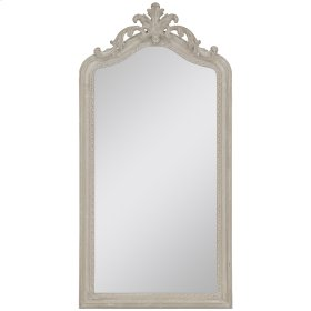 Whitewash Retreat Mirror