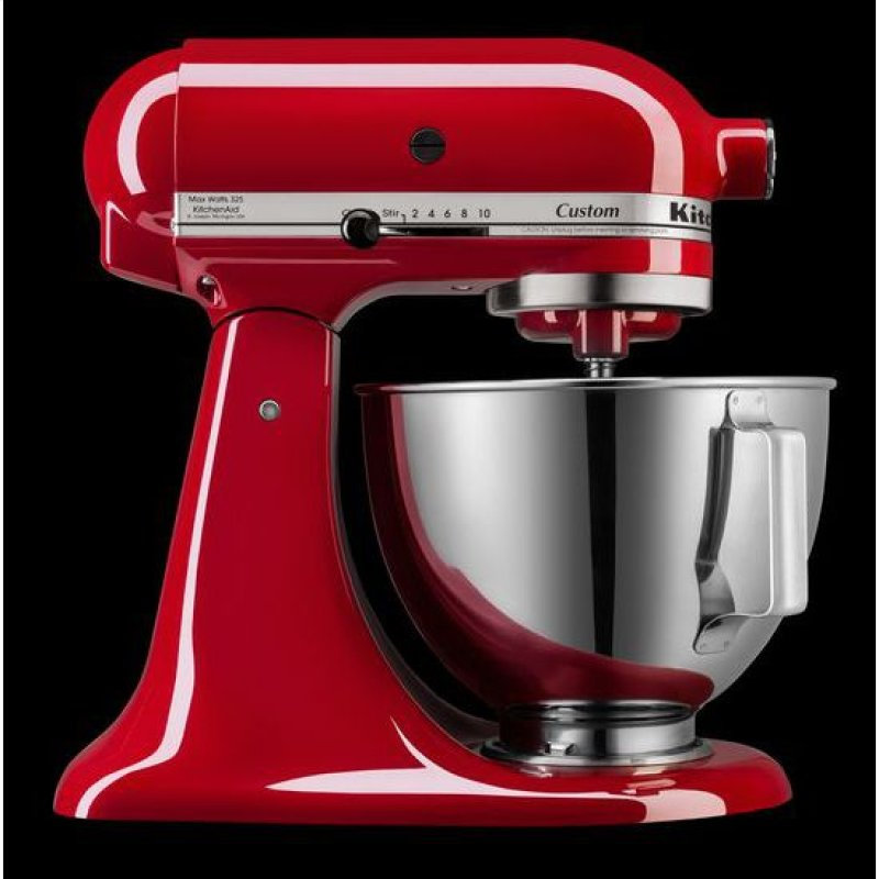 KSM120ER in Empire Red by KitchenAid in Portsmouth, NH - KitchenAid on kitchenaid waffle maker red, kitchenaid utensils red, kitchenaid chopper in red, kitchenaid candy apple red,