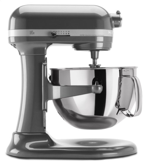 Pro 600 Series 6 Quart Bowl-Lift Stand Mixer - Plum Berry