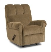 McGee Fabric Swivel Gliding Recliner