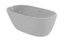 Musa Bathtub in Sleek-Stone®