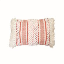 14X22 Hand Woven June Pillow