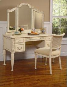 Tri-View Vanity Mirror