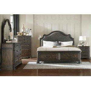 CoasterEastern King Bed