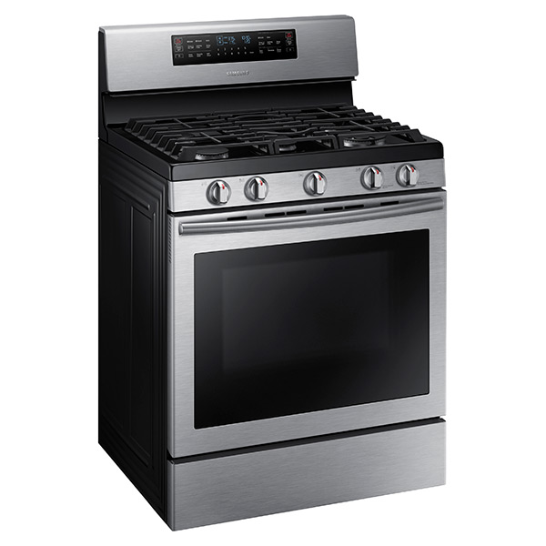 how to get a gas range