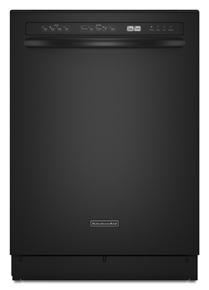 KitchenAid® Superba® Series Dishwasher - Black