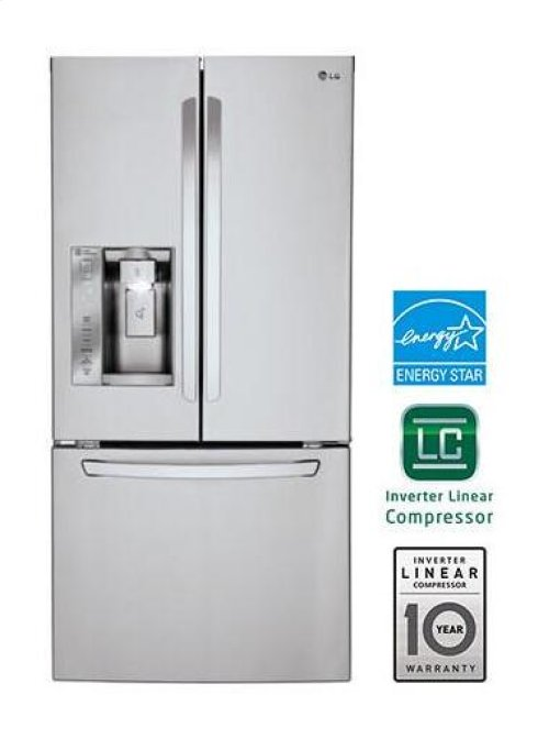 24.2 cu. ft. French Door Refrigerator