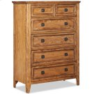 Alta Six Drawer Chest Product Image