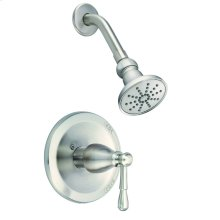 Brushed Nickel Eastham Shower-Only Trim Kit, 1.75gpm