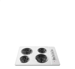 [CLEARANCE] Frigidaire 30'' Electric Cooktop. Clearance stock is sold on a first-come, first-served basis. Please call (717)299-5641 for product condition and availability.