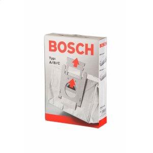 BoschVacuum Bags 5 Bags + 1 Micro-Hygiene Filter