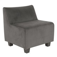 Pod Chair Bella Pewter